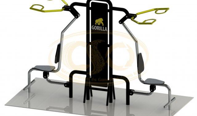 WildLife Gorilla lehúzó gép